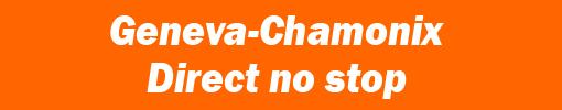 direct Geneva-Chamonix